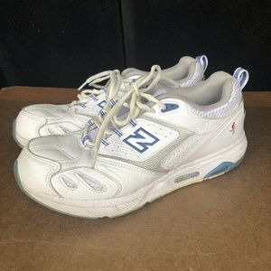 New Balance 845 WW845WB Susan G. Komen Shoes 8.5